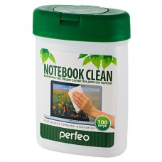 Чистящие салфетки Perfeo «NOTEBOOK CLEAN» (PF-T/NBmini-100)