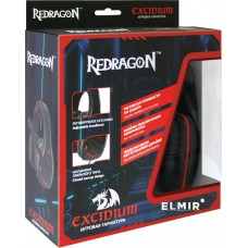 Игровая гарнит Redragon Excidium Black-Red