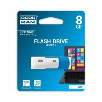 USB Флеш память GoodRam 8 Gb (UCO, USB 2.0, White & Bluse)